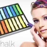 Hair Chalk, la propuesta para el cabello que arrasa entre las famosas