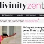 Cuídate y consigue estar en forma con Divinity Zen Tv