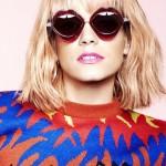 La cantante Lily Allen, nueva imagen de la firma House of Holland