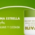 Crema corporal con aceite de oliva, el producto estrella de Deliplus