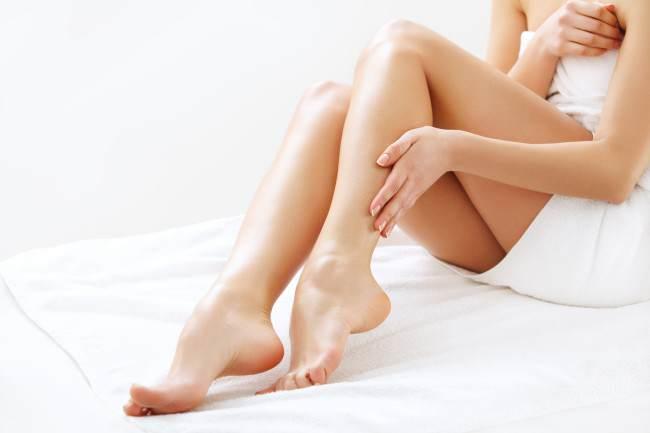 Presume de unas piernas perfectas dejando atrás su sensación de pesadez y cansancio