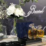 Eva González presenta su nuevo perfume: Boreal