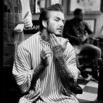 David Beckham lanza una línea de belleza