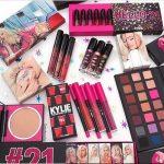 Hello 21, la nueva colección cosmética de Kylie Jenner