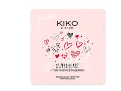 Sweetheart Hydrating Faces Patches de Kiko Milano